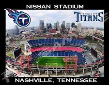 Tennessee Titans - NISSAN STADIUM - Travel Souvenir Flexible Fridge MAGNET