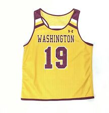 New Under Armour Washington State Cougars Reversible Basketball Jersey Women's M