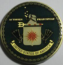 CIA SPECIAL OPERATION GROUP TERTIA OPTIO ACTIONES PRAECIPUAE CHALLENGE COIN