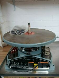 Delta Boss Oscillating Spindle Sander