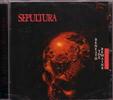 CD (NOUVEAU!). Sepultura-seul sous The Remains (DIG. REM. + BONUS TRACKS mkmbh