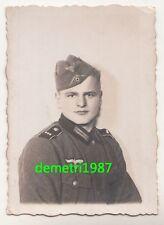 Foto junger Soldat IR 360 Schiffchen Kraśnik polska 2 Wk IIWW !