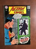 Action Comics #355 (1967) FN VF DC Key Issue Silver Age Superman Comic High