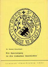 Ein Spaziergang in die Limbacher Geschichte/Limbach b. Chemnitz