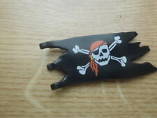 1 x  kleine Totenkopfflagge Piratenflagge Fahne  passend für alle Piratenschiffe