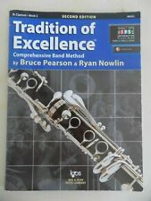 W61cl Tradition of Excellence Book 1 BB Clarinet by Ryan Nowlin
