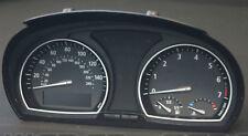 BMW x3 e83 3.0i Tachimetro Strumento Combinato Combi strumento 140mph 240km/h 3416111