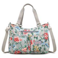 Fashion Handbags Nylon Flowers Bags Shoulder Crossbody Women Floral Soft Small