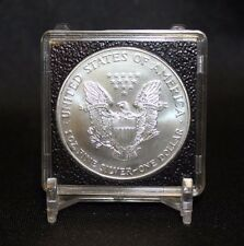 41mm 50 Francs Silver Hercules 2x2 Coin Snaplock QUADRUM INTERCEPT + Display
