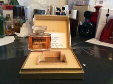 Vintage Jean Patou Joy Perfume Pure Extrait Parfum 1.0FL.OZ Baccarat 30ml Splash