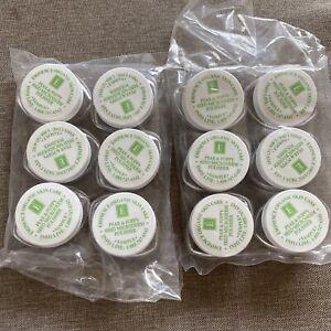 Eminence Organic Care Pear & Poppy Seed Microderm Polisher Sample (12pcs)