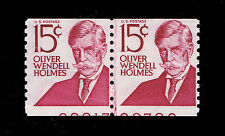 ELUSIVE SCOTT #1305E PLATE NUMBER COIL PNC LINE PAIR MINT OG NH PRICED TO SELL