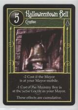 2005 The Nightmare Before Christmas #NoN Halloweentown Ball Gaming Card 2a1