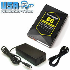 Turnigy B6 LiPo Charger 50W 5A Auto Balance Charges 2S~6S Battery + Power Supply