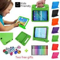 Kids Safe Tough Stand Shockproof EVA Handle Case Cover For Samsung Galaxy Tab A