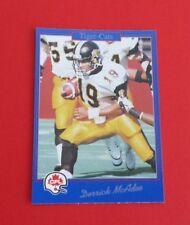 1991 Jogo CFL Football Derrick McAdoo Card #97***Hamilton Tiger-Cats***