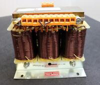 WÖHRLE Transformator mit Gleichrichter 0007C NG 382440 Input PRI 380VAC