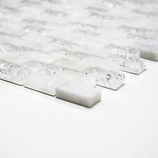 Mosaik  Glas und Stein für Bad Küche WC Dusche Sauna Sparpaket