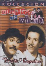DVD - Muertos De Mildo NEW Virtua Y Capulina Coleccion FAST SHIPPING !