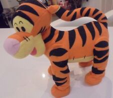 Year 2003 Fisher Price Pounce n Bounce Tigger - Mattel Disney Toy Talks Music