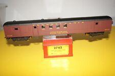 RF26] Rivarossi 2742 - Pennsylvania Railroad - Post Office - OVP