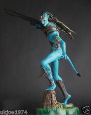 "Film Avatar Jake Sully assembler Action Figure Toys James Cameron's 18"" Statue"