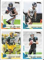 2019 Panini Donruss Rated Rookie Canvas Parallel You Pick/Choose the Card