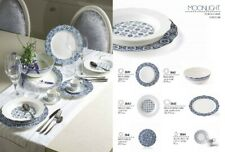 Yay Set Dishes Moonlight 50 pieces