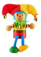 Clown Jester Fridge Magnet Toy by Fiesta Crafts - 3cm x 6cm - Age 3+