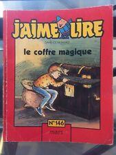 ANCIEN J'AIME LIRE N146 - LE COFFRET MAGIQUE