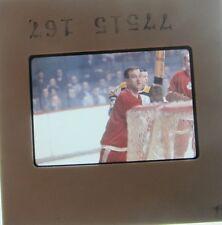 ROGER CROZIER Detroit Red Wings Buffalo Sabres Capitals ORIGINAL SLIDE 34