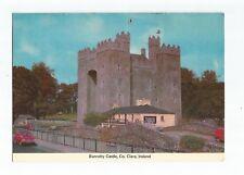 Postcard Bunratty Castle County Clare Ireland       (A28)