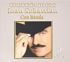 Joan Sebastian - Coleccion de Oro: Con Banda [New CD] sealed