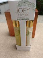 Joey New York QUICK RESULTS Eye Duo: Young Coconut Gel & Night Cream .5 oz ea
