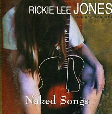 Rickie Lee Jones - Naked Songs [New CD] Manufactured On Demand, Marked / Cut Pro