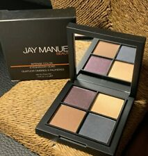 JAY MANUEL Beauty  Eyeshadow Quad  CRAVE NIB