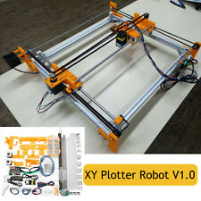 GenBotter XY Plotter Drawing Writing Robot Auto Machine Laser Engraving Cutting