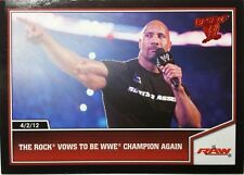 The Best of WWE 2013 Trading CARD SET Topps 110 cards Red Foil SUPERSTARS Divas