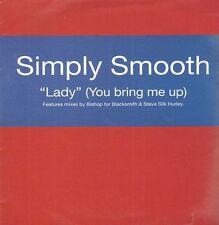 SIMPLY SMOOTH - Lady (Vyou Bring Me Up) - bigbang