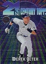 Derek Jeter Original Single Baseball Cards