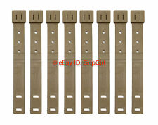 8x Lot Tactical Tailor - Short Coyote MALICE Clips 8 Pack - USMC Marine FDE NEW