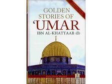 Golden Stories of Umar Ibn al-Khattaab (RA)  ( Hard back ) - Islamic Book New