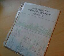 CASE 9060B EXCAVATOR Hydraulic Electrical Schematic Wiring Diagram Manual shop