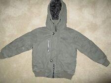 Boys Next Khaki Hooded Coat Age 4