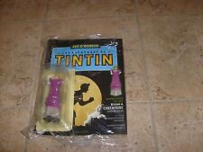 Adventures of TinTin Bianca Castafiore Chess Magazine 6 & Figure Piece New MIP
