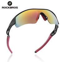 ROCKBROS Cycling SunGlasses UV400 Outdoor Sport Running Fishing Goggles Eyewear