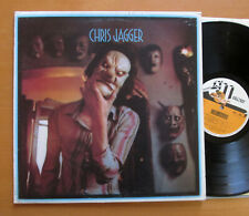 GML 1003 Chris Jagger Self Titled LP 1973 EXCELLENT + inner GM Records