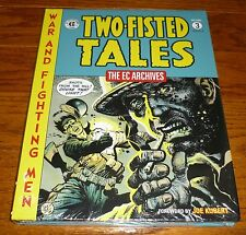 EC Archives Two Fisted Tales Volume 3, SEALED, Dark Horse Comics hardcover