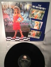 "LP KYLIE MINOGUE The Locomotion 12"" 4 TRACKS CANADA NEAR MINT"