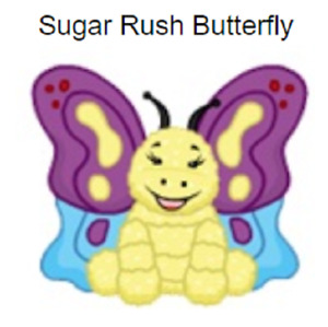 Webkinz Classic Sugar Rush Butterfly *Code Only*